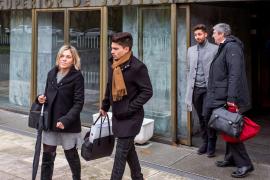 Los acusados del caso Arandina defienden su inocencia al final del juicio