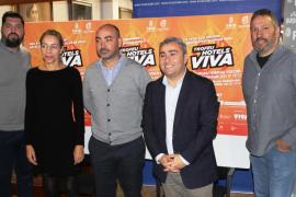 Inca acoge el Trofeu Internacional Hotels Viva de baloncesto base