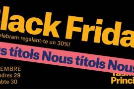 El Teatre Principal se suma al Black Friday y ofrece tarjetas regalo con el 30% del precio de las entradas