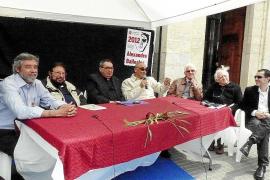 La literatura y las 'rondalles' llenan de fiesta las calles de la Part Forana