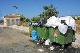 Convocada una huelga indefinida de recogida de basuras en Marratxí por Navidad