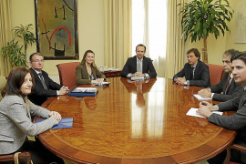 Govern, Consell y Cort trabajan en la esponsorización de la Simfònica