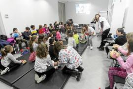 El centro de salud de Sant Josep enseña a salvar vidas