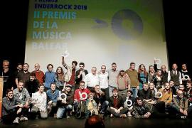 Cabot y Anegats, triunfadores de la gala de los Premis Enderrock