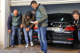 'Cae' una banda de narcotraficantes que operaba entre Mallorca, Barcelona y Madrid