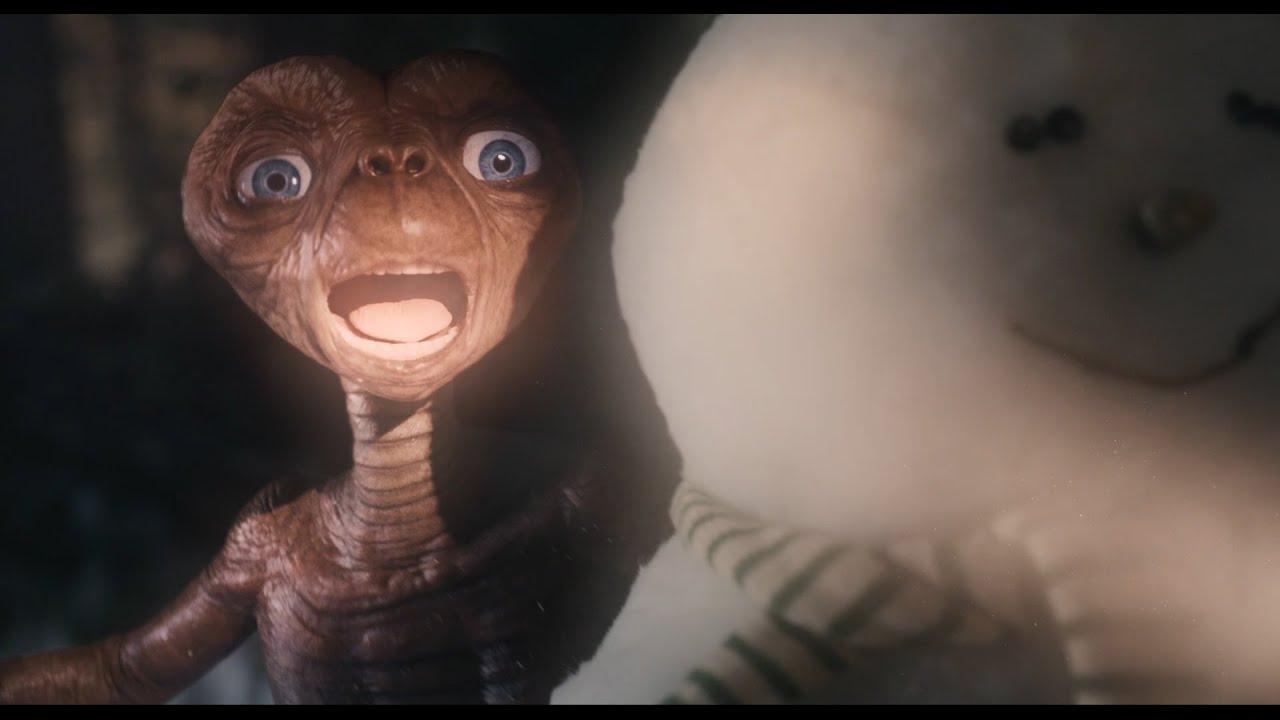 El emotivo regreso a casa de E.T.
