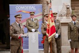 El nuevo comandante general de Baleares toma posesión de su cargo