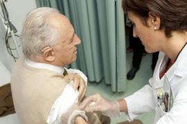 Aumentan un 11,7 % las personas que ya se han vacunado de la gripe en Balares