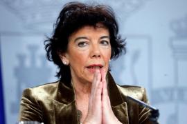 El Gobierno avisa que Sánchez no se presentará a una investidura fallida