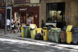 Baleares es la comunidad que más residuos genera, con 750 kg por habitante