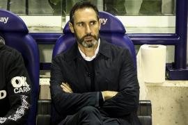 Moreno recela del Betis y no descarta el estreno del 'Cucho' Hernández