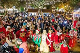 El encendido navideño llena de magia la ciudad