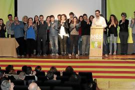 Antoni Noguera es elegido con el 87% de los votos coordinador de Més per Mallorca