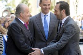 El Govern «no tiene intención» de bajar los presupuestos  de Marivent porque «está muy orgulloso» de la Familia Real