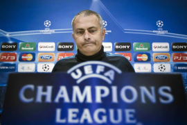 Mourinho desea el triunfo del Chelsea