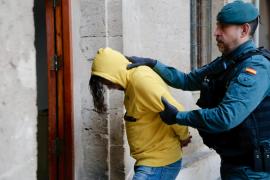 Los detenidos en la segunda fase de la operación 'Crótalo', ante el juez