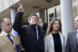 Juan Carlos Quer: «Mi hija sonríe desde el cielo hoy»