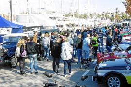La II edición del Atlante Rally Classics recorre la Serra de Tramuntana