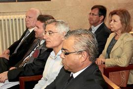 Los condenados del 'caso Can Domenge' todavía deben 9,7 millones al Consell