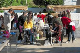 El Mercado Social de Jesús reune a las entidades sociales de la isla