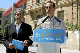 La oposición critica  que Bauzá viaje a Suiza para ver su modelo educativo