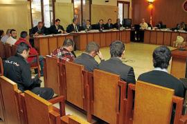 Cruce de acusaciones entre miembros de un grupo juzgado en Palma por narcotráfico