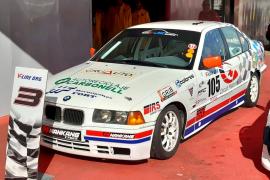 Albert Coll cierra la temporada con un podio en Motorland Aragón