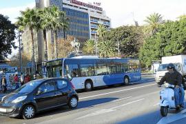 Palma tendrá 16 autobuses nuevos antes de que acabe el 2019