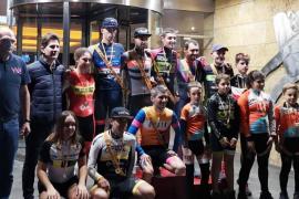Marratxí corona a los reyes del ciclocross balear