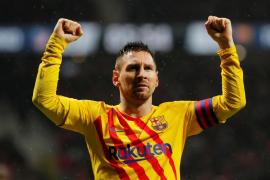 Messi resuelve un partido eléctrico