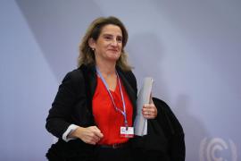 Ribera pide celeridad ante el cambio climático: «Estamos ante una situación enormemente peligrosa»