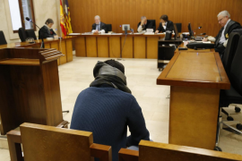 Condenado un preso a seis años de cárcel por violar a otro en la prisión de Palma
