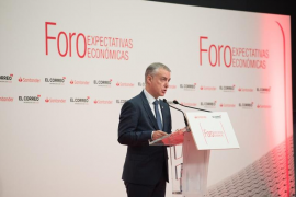 Urkullu dice que habrá Gobierno si PSOE y Podemos afrontan el problema territorial
