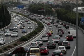Las matriculaciones de automóviles en Baleares caen un 12,7 % hasta noviembre