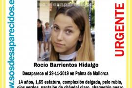 Desaparecida una menor de 14 años en Palma