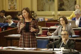 La respuesta de Armengol a Campos sobre la existencia de los 'Països Catalans'