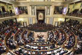 Vox logra estar en la Mesa del Congreso y la derecha se 'tira los trastos'