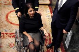 Aplazada la reunión entre PSOE y JxCat por la torcedura de tobillo de Lastra