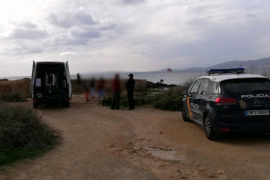 La Policía Nacional ha detonado el proyectil