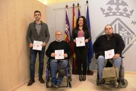 Palma celebrará el Día de las Personas con Discapacidad con talleres, música y la Marcha 'Milla Accessible'