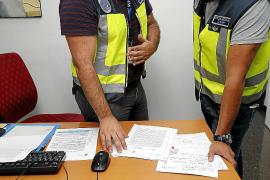 Arrestados dos internos de un centro de menores de Palma por agredir a un vigilante