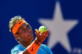 Rafael Nadal confirma su presencia en el Barcelona Open Banc Sabadell