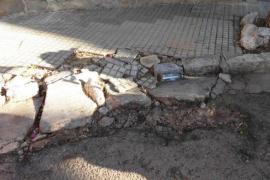 Los hoteleros de la Playa de Palma denuncian más de 3.000 deficiencias en infraestructuras de la zona