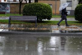 El temporal se aleja de Mallorca, que poco a poco recupera la normalidad
