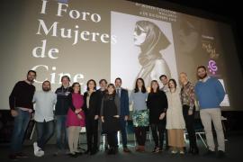 Directores, productores y actrices plantean en Palma el papel de la mujer en la industria del cine