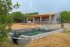 La construcción en rústico en Algaida registra un gran incremento de proyectos