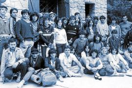El Club d'Esplai Jovent de sa Indioteria celebra ocho lustros de actividades