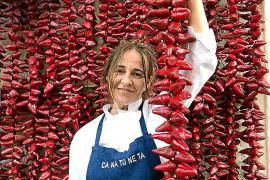 La chef Maria Solivellas, de Ca na Toneta