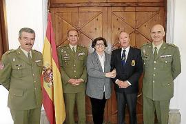 La Hermandad de Veteranos de las FAs y Guardia Civil celebra su patrón