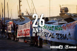 La Fiscalía pide un total de 26 años de cárcel por la acción de Arran en el Moll Vell de Palma